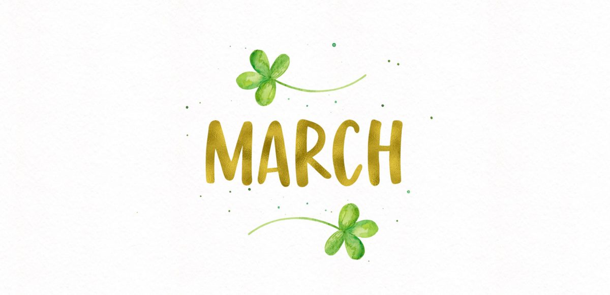 the word march